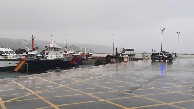FOTO España intercepta submarino con 3 mil kilos de cocaína (EFE galicia noviembre 2019)