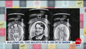 Foto: Guillermo Del Toro Molesto Por Uso Imagen