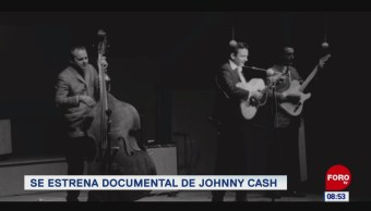 #EspectáculosenExpreso: Se estrena documental de Johnny Cash