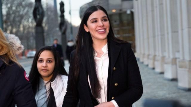 Foto: Esposa de 'El Chapo' Guzmán aparecerá en serie estadounidense de TV