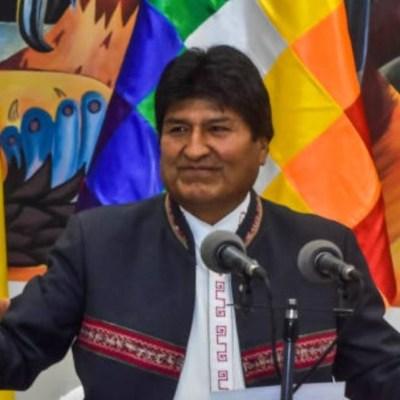 Tras renuncia, se desconoce paradero de Evo Morales