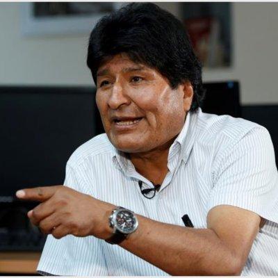 Los hijos de Evo Morales viajan rumbo a Buenos Aires