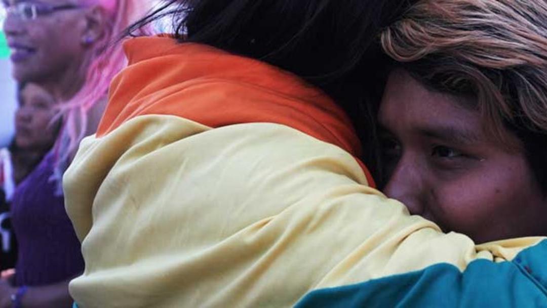 Foto: Proponen legalizar matrimonio igualitario en Baja California, 21 de noviembre de 2019 (María José Martínez/Cuartoscuro)