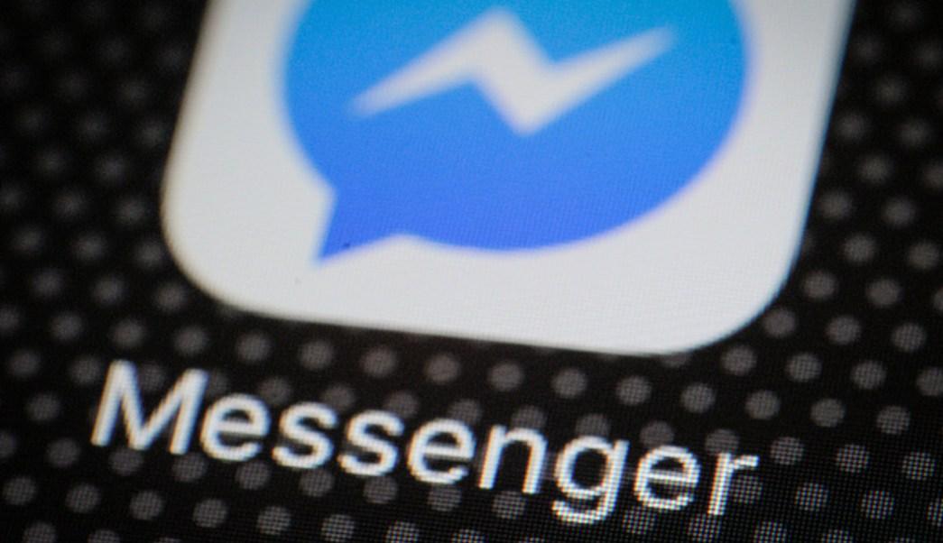 Foto: El plan de Facebook de cifrar los mensajes en todas sus plataformas podría impedir la detección de depredadores sexuales y pornografía infantil., 6 de noviembre de 2019 (Getty Images, archivo)