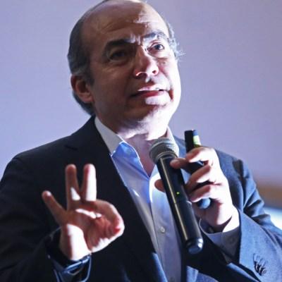 Felipe Calderón y Margarita Zavala responden a AMLO por informe de bots