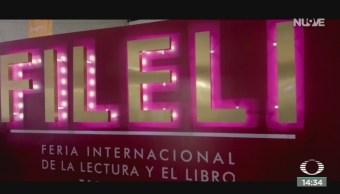 FOTO: Feria Internacional Libro Lectura Tabasco 2019
