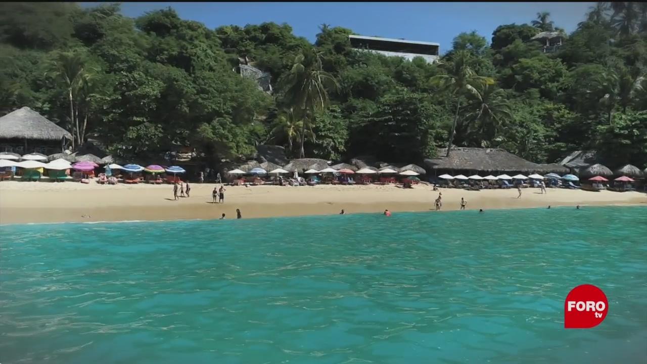 Fiestas de noviembre de Puerto Escondido - Noticieros Televisa
