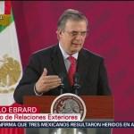 Fiscalía General de la República determinará si FBI apoya investigación LeBarón