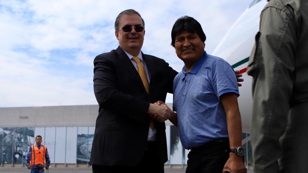 Foto: México y Uruguay se pronuncian por elecciones transparentes en Bolivia, 15 de noviembre de 2019 (SRE)