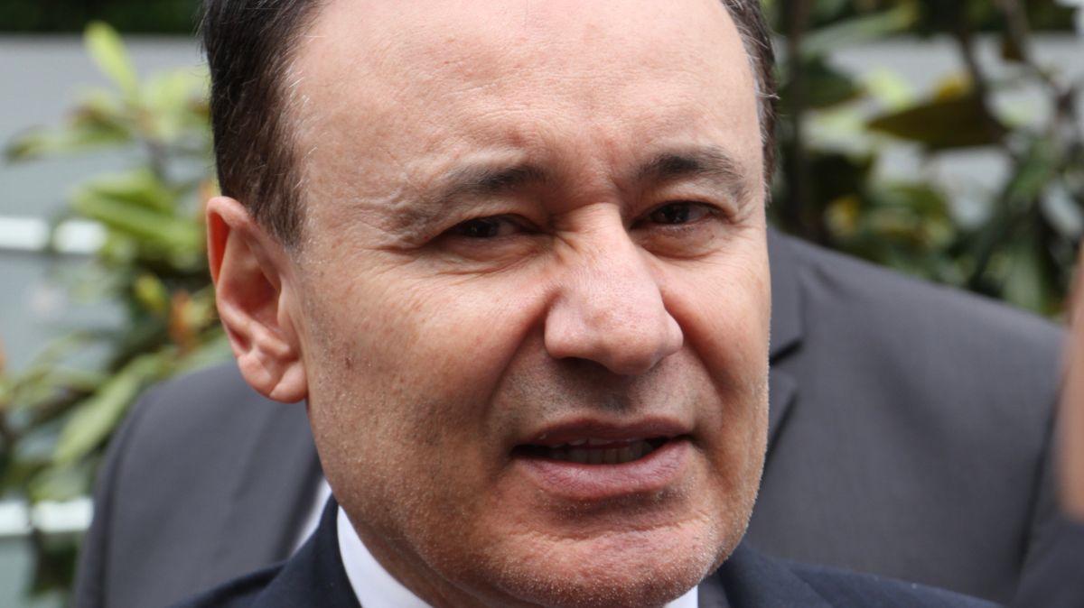 Foto: Alfonso Durazo, secretario de Seguridad y Protección Ciudadana del Gobierno de México. Cuartoscuro
