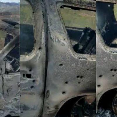 'Los Jaguares', probables responsables del ataque a familia LeBarón: fiscal