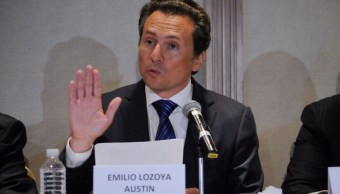 Foto: Emilio Lozoya, exdirector de Pemex. Cuartoscuro