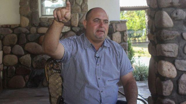 Foto: Activista Julián LeBarón. Cuartoscuro