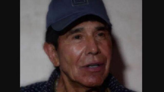 Foto: Narcotraficante Rafael Caro Quintero. DEA