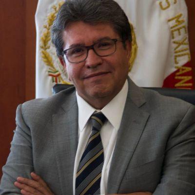 Morena sanciona a Monreal por vicios en elección de presidenta de Senado