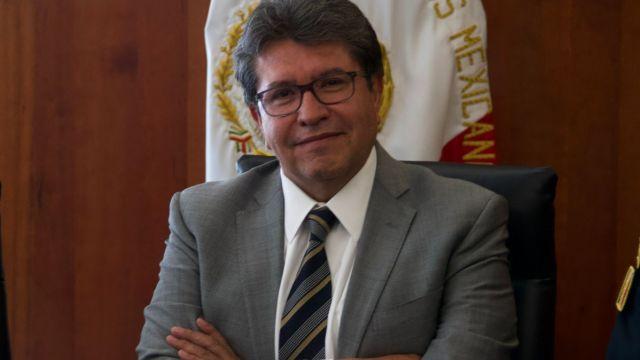 Foto: Morena sanciona a Monreal por vicios en elección de presidenta de Senado, el 17 de diciembre de 2019