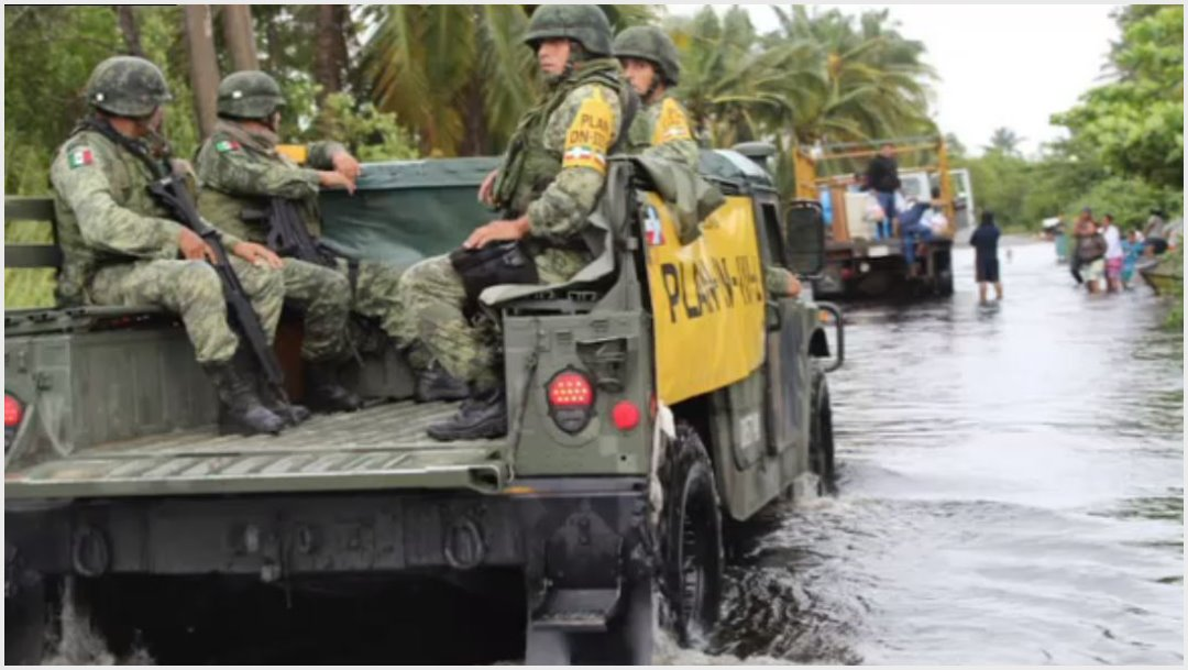 Foto: Miles de tabsqueños resultaron afectados por el Frente Frío 13, 16 de noviembre de 2019 (Noticieros Televisa)