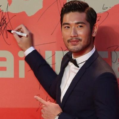 Muere actor Godfrey Gao durante reality de competencias deportivas