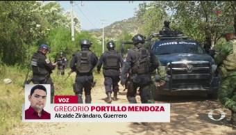 Foto: Grupos Criminales Disputan Zirándaro Guerrero Violencia 19 Noviembre 2019