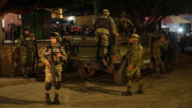 Imagen: Las autoridades afirmaron que una de las primeras líneas de investigación es el ajuste de cuentas entre grupos del crimen organizado