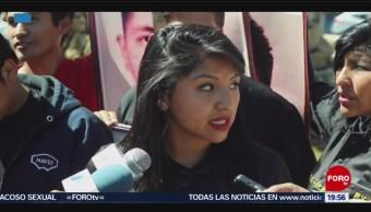 Foto: Hija Evo Morales Retira Solicitud Asilo México 21 Noviembre 2019