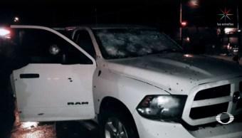 Hombres armados atacan a director de la Policía de Celaya