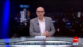 Foto: Hora 21 Julio Patán Programa Completo 21 Noviembre 2019