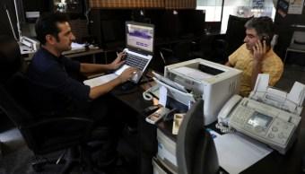 Foto: La conectividad a internet sigue estando restringida en Irán, 22 noviembre 2019