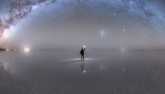 Foto: Fotógrafo recibe distinción de la NASA por imagen de la Vía Láctea. 3 Noviembre 2019