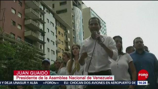 FOTO: Juan Guaidó asegura que dejará de luchar hasta que cese la usurpación, 16 noviembre 2019