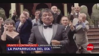 Foto: La Boa Sonora Santanera Derechos Humanos Paparrucha 1 Noviembre 2019