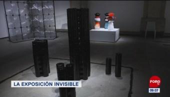 La exposición invisible
