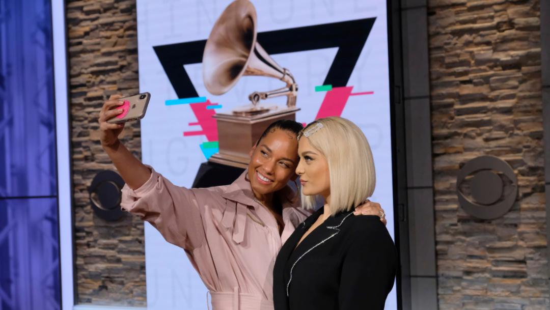 Imagen: La 62 edición de los Grammy se celebrará el próximo 26 de enero en el Staples Center de Los Ángeles y contará, por segundo año consecutivo, con la cantante Alicia Keys como maestra de ceremonias, 20 de noviembre de 2019 (AP)