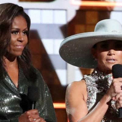 Michelle Obama y otras curiosidades en nominados al Grammy