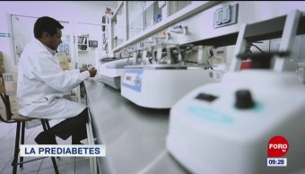 La prediabetes