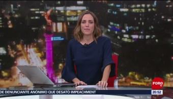 Foto: Las Noticias Ana Francisca Vega Programa Completo Forotv 6 Noviembre 2019