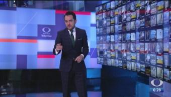 Foto: Noticias Claudio Ochoa programa completo 19 Noviembre,