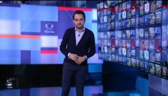 Las noticias, con Claudio Ochoa: Programa completo del 8 de noviembre del 2019