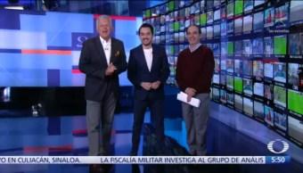 FOTO:Las noticias con Claudio Ochoa: Programa del 1 de noviembre de 2019, 1 noviembre 2019