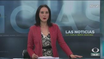 FOTO: Las Noticias, con Karla Iberia: Programa del 19 de noviembre del 2019, 19 noviembre 2019