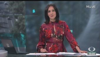 FOTO: Noticias Karla Iberia Programa Completo 20 Noviembre