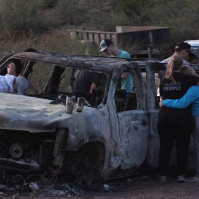 Adrián LeBarón rechaza hipótesis de confusión en masacre de su familia