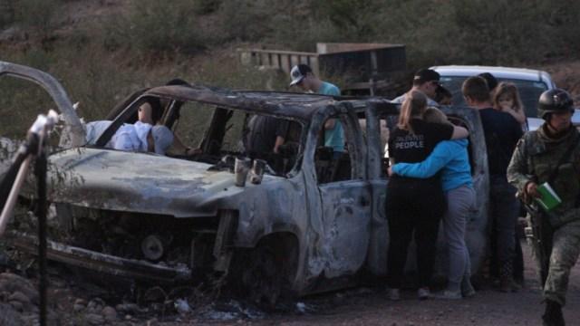 FOTO Adrián LeBarón rechaza hipótesis de confusión en masacre de su familia (Cuartoscuro/Nacho Ruiz)