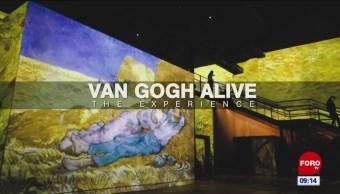 """Llega a México """"Van Gogh Alive"""""""