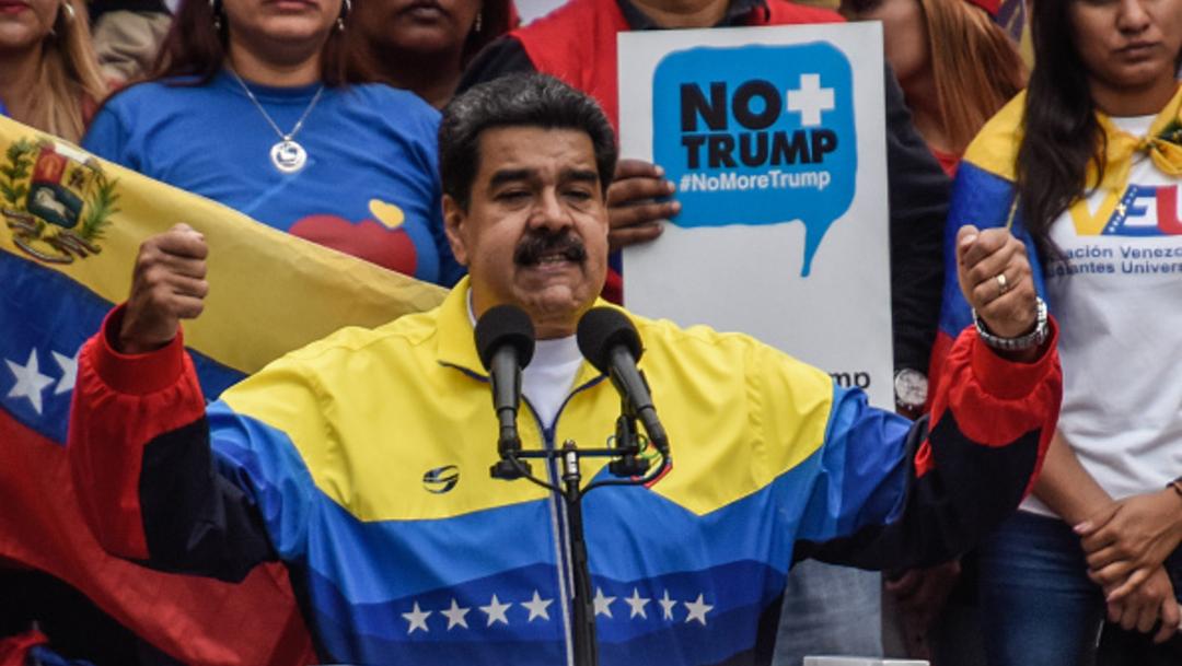 Imagen: Maduro descartó que en Venezuela se produzca un escenario similar al de Bolivia 17 de noviembre de 2019 (Getty Images, archivo)