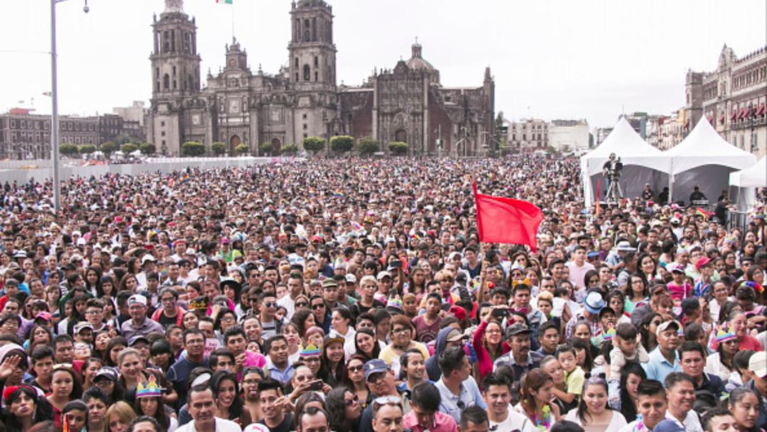 Imagen: A las 08:00 horas en el Centro Cultural Universitario Tlatelolco se prevé una concentración de la Red por los Derechos de la Infancia en México, 6 de noviembre de 2019 (Getty Images, archivo)