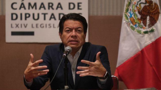 Mario Delgado,