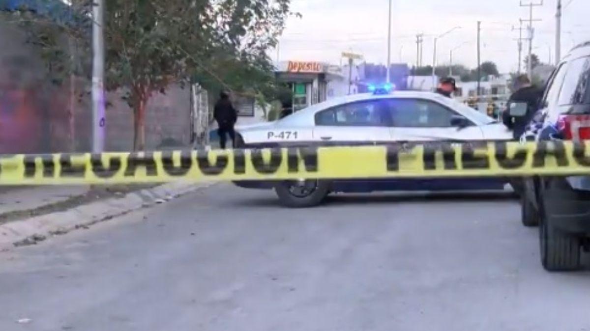 Matan a menor en Nuevo León.