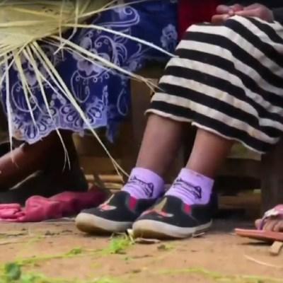 Matrimonio infantil y forzado, mujeres y niñas son puestas en venta
