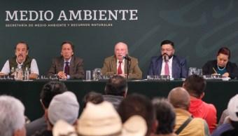 Imagen: La Semarnat publicó un comunicado en el cual los secretarios de dependencias de 30 estados y los organismos del sector ambiental denuncian que el presupuesto se ha reducido drásticamente